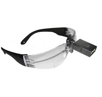 Bifocals Safety Glasses Anti-fog, Anti-scratch | Magnification +1.5, +2, +2.5