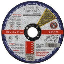 "4"" 100mm Metal Cutting Discs"