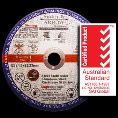 "Metal Cutting Discs / Wheels - 5"", 125mm x 1.6mm (Angle Grinder)"