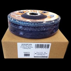 Mixed Box 100mm Cutting Grinding Flap Discs