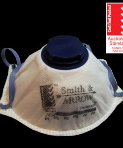 Disposable P2 Masks - Cupped (Valved Respirator)