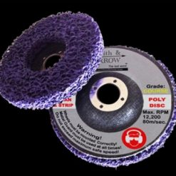 "Clean & Strip Discs - 4.5"", 115mm (Paint Removal Angle Grinder)"