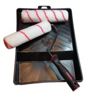 "230mm 9"" Paint Painting Roller Tray Set"