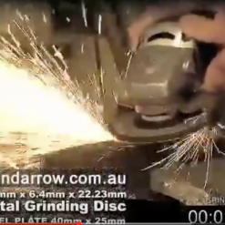 Grinding Wheel Disc Video