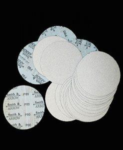 "9"" 225mm NO HOLE - Hook & Loop Velcro Sanding Discs | Orbital Sander"