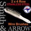 Stainless Steel Wire Brush Metalwork