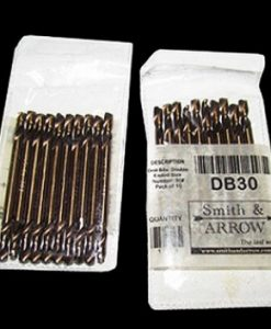 #30 Rivet Double Ended Drill Bits, M2 - 3mm, 1/8""