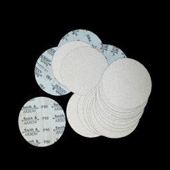 "Hook Loop Velcro Sanding Discs 6"" 150mm Orbital Sander"