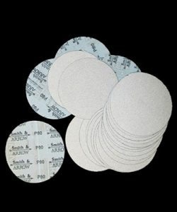 Hook Loop Velcro Sanding Discs 6
