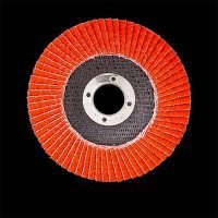 Ceramic Flap Discs : Wheels - 5%22, 125mm (Angle Grinder)