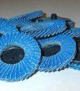 "Roloc Flap Discs / Wheels - 2"", 50mm (Quick Change Pads)"