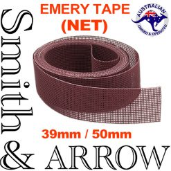 Emery Tape Ceramic Net 40mm, 50mm