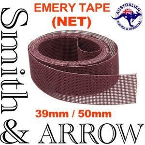Emery Tape Ceramic Net 40mm, 50mm