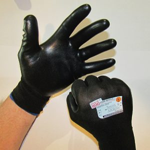Foam Nitrile Safety Gloves Gallery