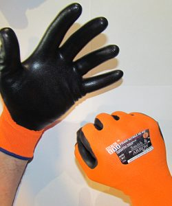 High Visibility Safety Glove