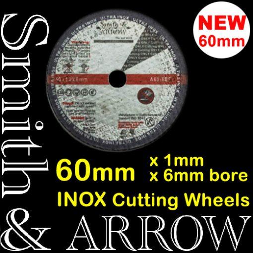 """2.5"""" 60mm Cutting Disc"""