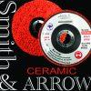 "5"" 125mm Ceramic Poly Strip Disc"