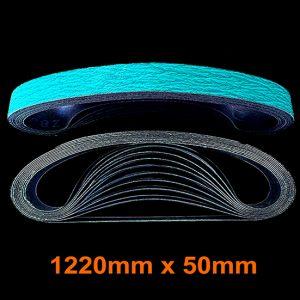 Linishing Belt 1220mm x 50mm