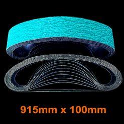 Linishing Belt 915mm x 100mm