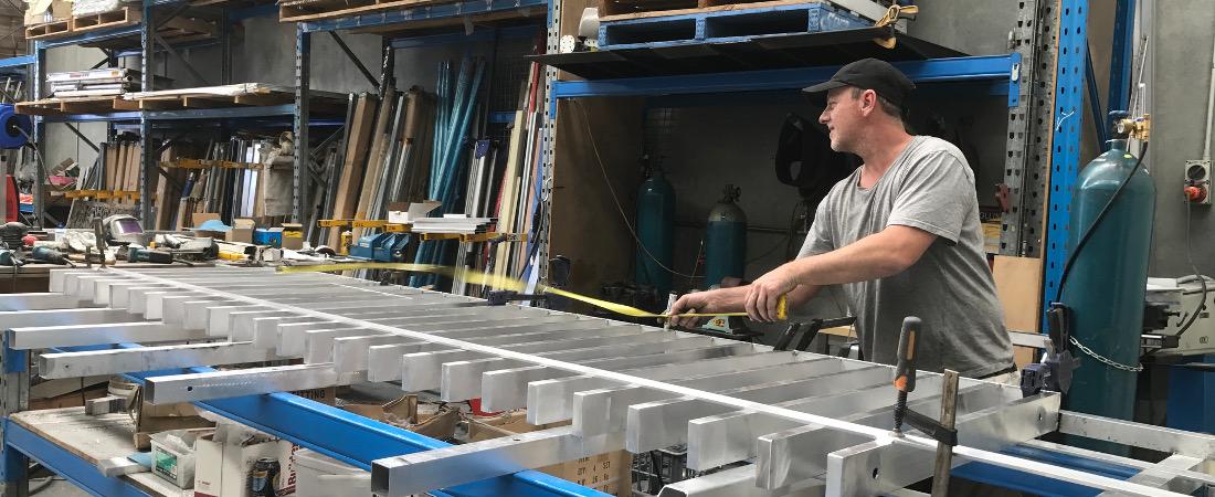Stainless Steel Fabrication Balustrading