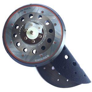 """150mm 6"""" Backing Pad Orbital Sander"""