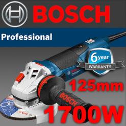 Bosch Grinder GWS 17-125 CIE