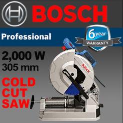 Bosch 305mm 2000W Cold Cut Drop Saw