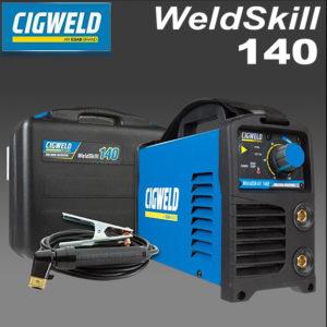 Cigweld Weldskill 140 Welder W1008140